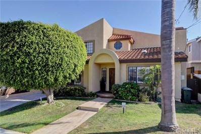 1708 Clark Lane UNIT A, Redondo Beach, CA 90278 - MLS#: SB19134575