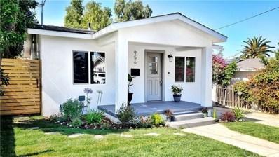 956 W Upland Avenue, San Pedro, CA 90731 - MLS#: SB19137987