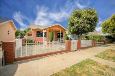 316 W Laurel Street, Compton, CA 90220 - MLS#: SB19139249