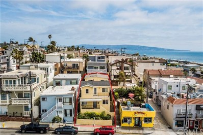 320 Rosecrans Avenue, Manhattan Beach, CA 90266 - MLS#: SB19140647