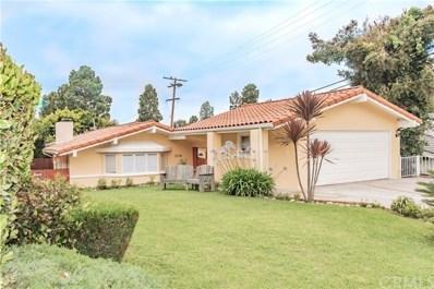 1208 Via Landeta, Palos Verdes Estates, CA 90274 - #: SB19143168