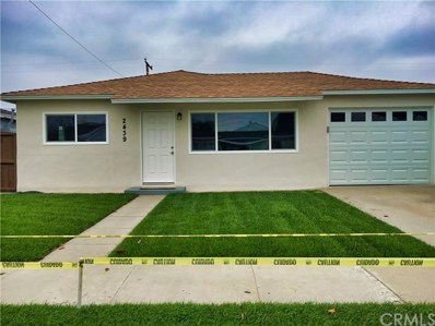 2439 W 236th Place, Torrance, CA 90501 - MLS#: SB19145102