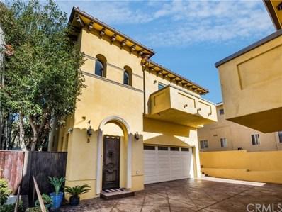 202 N Irena Avenue UNIT B, Redondo Beach, CA 90277 - MLS#: SB19148601