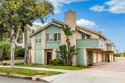 211 S Helberta UNIT 4, Redondo Beach, CA 90277 - MLS#: SB19148891