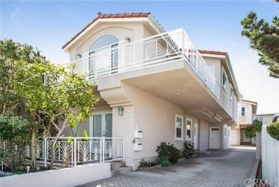 109 N Irena Avenue UNIT A, Redondo Beach, CA 90277 - MLS#: SB19151397