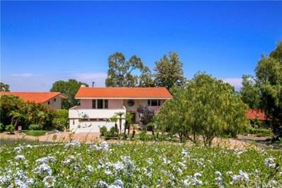 4308 Miraleste Drive, Rancho Palos Verdes, CA 90275 - MLS#: SB19153726