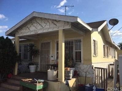 1204 W 66th Street, Los Angeles, CA 90044 - MLS#: SB19155288