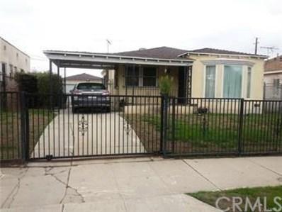 1505 W 98th Street, Los Angeles, CA 90047 - MLS#: SB19159005