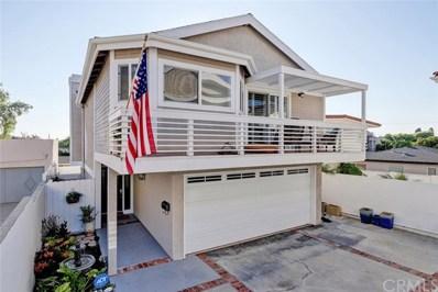 115 N Lucia Avenue UNIT B, Redondo Beach, CA 90277 - MLS#: SB19163942