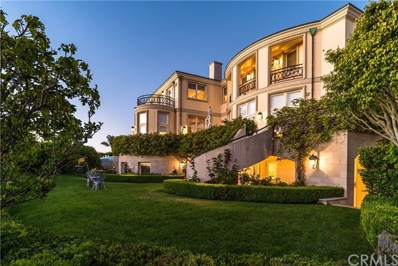 1724 Via Coronel, Palos Verdes Estates, CA 90274 - MLS#: SB19164953