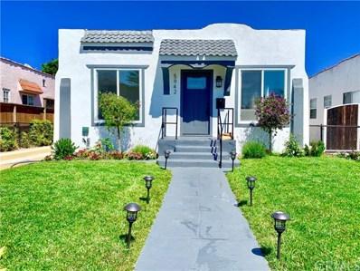 5942 4th Avenue, Park Hills Heights, CA 90043 - MLS#: SB19165485
