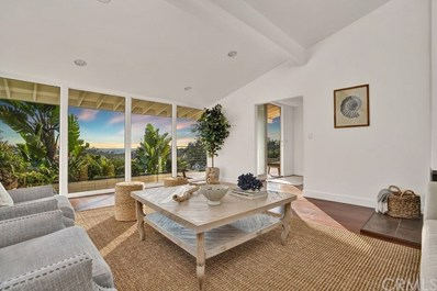 1225 Via Coronel, Palos Verdes Estates, CA 90274 - MLS#: SB19166462