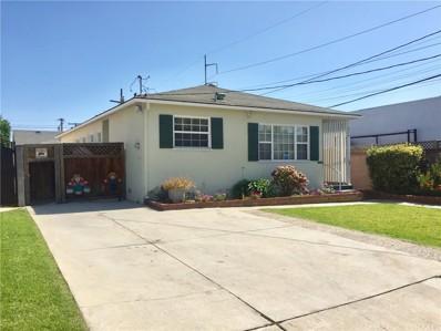 4778 135th Street, Hawthorne, CA 90250 - #: SB19172402