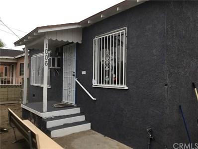 1006 N Neptune Avenue, Wilmington, CA 90744 - MLS#: SB19175610