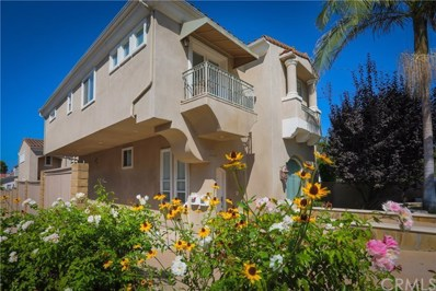 213 N Juanita Avenue UNIT A, Redondo Beach, CA 90277 - MLS#: SB19177237