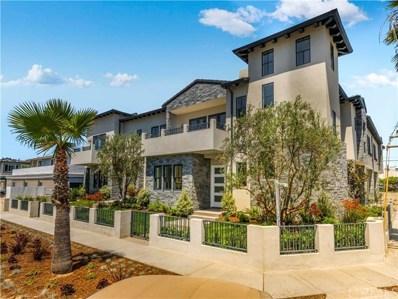 111 Vista Del Mar UNIT B, Redondo Beach, CA 90277 - MLS#: SB19179611