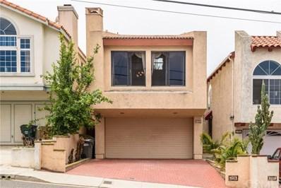 1705 Ford Avenue, Redondo Beach, CA 90278 - MLS#: SB19180751