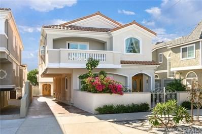 215 S Irena Avenue UNIT A, Redondo Beach, CA 90277 - MLS#: SB19184055