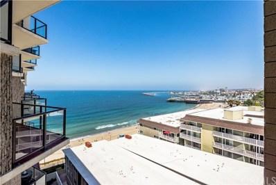 531 Esplanade UNIT 701, Redondo Beach, CA 90277 - MLS#: SB19184747