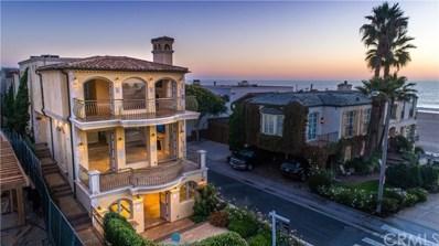 116 4th Street, Manhattan Beach, CA 90266 - MLS#: SB19187924