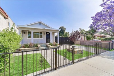 1115 256th Street, Harbor City, CA 90710 - MLS#: SB19190050