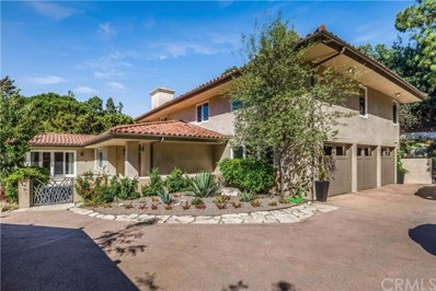 1673 Cataluna Place, Palos Verdes Estates, CA 90274 - MLS#: SB19192919