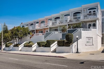 320 N Catalina Avenue UNIT 9, Redondo Beach, CA 90277 - MLS#: SB19194407