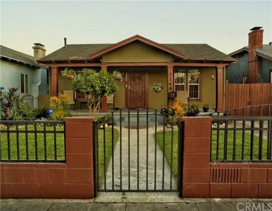1148 W 56th Street, Los Angeles, CA 90037 - MLS#: SB19195170