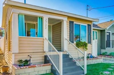 2733 S Kerckhoff Avenue, San Pedro, CA 90731 - MLS#: SB19195376