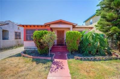5943 4th Avenue, Los Angeles, CA 90043 - MLS#: SB19196185