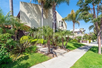 403 N Elena Avenue UNIT 5, Redondo Beach, CA 90277 - MLS#: SB19198798