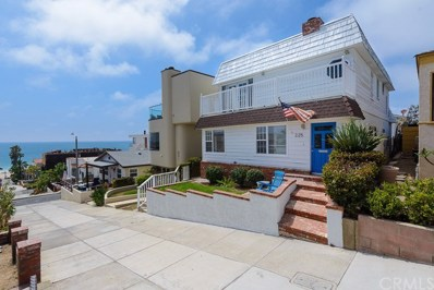 225 25th Street, Manhattan Beach, CA 90266 - MLS#: SB19199643