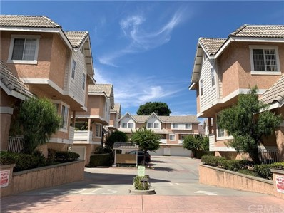 1707 Pepper Street UNIT C, Alhambra, CA 91801 - MLS#: SB19203765