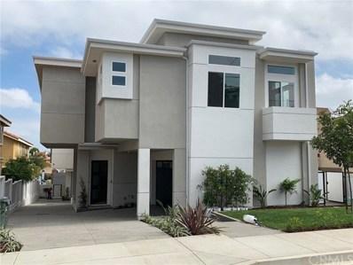 2508 Harriman Lane UNIT A, Redondo Beach, CA 90278 - MLS#: SB19204090