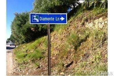 30375 Diamonte, Rancho Palos Verdes, CA 90275 - MLS#: SB19204674