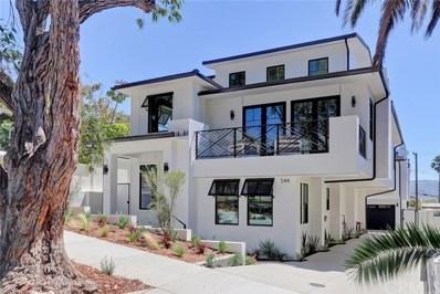 544 Avenue A UNIT A, Redondo Beach, CA 90277 - MLS#: SB19206763