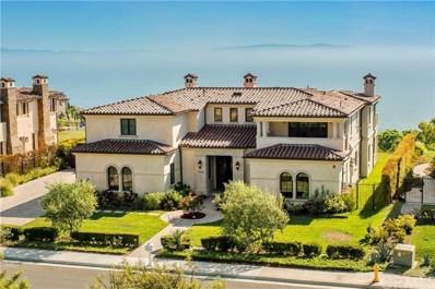 31967 Emerald View Drive, Rancho Palos Verdes, CA 90275 - MLS#: SB19207035