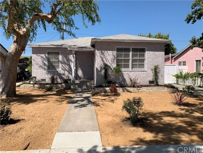 4743 Matney Avenue, Long Beach, CA 90807 - MLS#: SB19213708