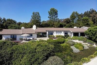 83 Crest Road E, Rolling Hills, CA 90274 - MLS#: SB19215209