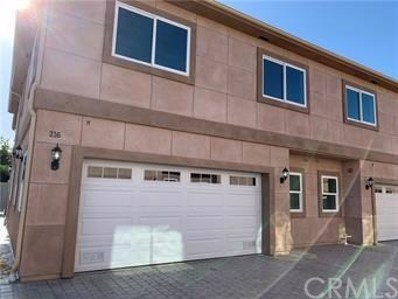 200 E 121st Street UNIT 208, Los Angeles, CA 90061 - MLS#: SB19217420