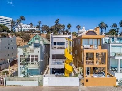 1323 Palisades Beach Road, Santa Monica, CA 90401 - #: SB19220001