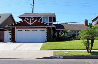 18721 Milmore Avenue, Carson, CA 90746 - MLS#: SB19221224