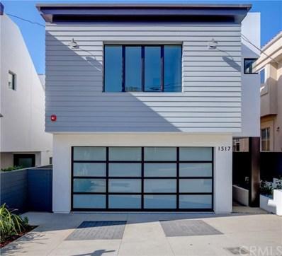 1517 Golden Avenue, Hermosa Beach, CA 90254 - MLS#: SB19224714
