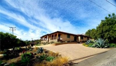 27 Cinnamon Lane, Rancho Palos Verdes, CA 90275 - MLS#: SB19225539