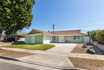 5832 Middlecoff Drive, Huntington Beach, CA 92649 - MLS#: SB19230934