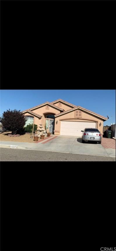 14247 Sandy Ridge Court, Adelanto, CA 92301 - MLS#: SB19232106