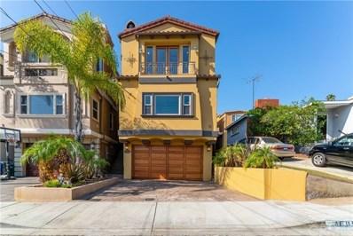 1605 Stanford Avenue, Redondo Beach, CA 90278 - MLS#: SB19237722