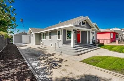 1335 Lemon Avenue, Long Beach, CA 90813 - MLS#: SB19240888