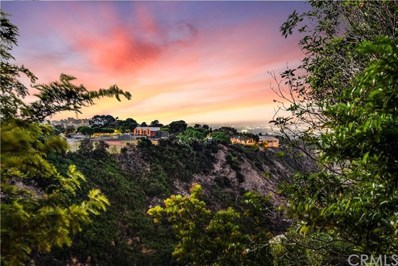 27563 Rainbow Ridge Road, Palos Verdes Peninsula, CA 90274 - MLS#: SB19243657