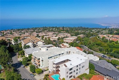 5965 Peacock Ridge Road UNIT 201, Rancho Palos Verdes, CA 90275 - MLS#: SB19247510